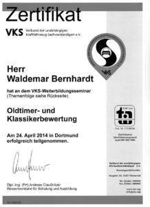 Zertifikat-Oldtimer-VKS-1-Seite